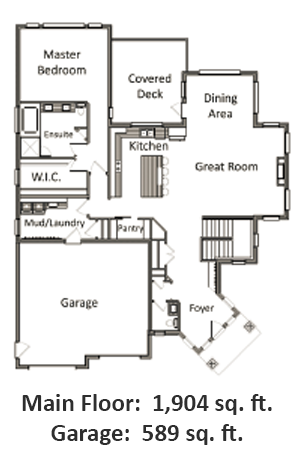 Landmark Main Floor
